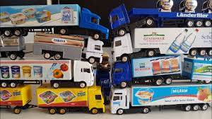 100 Toy Trucks For Kids Amazing Toy For Review Video For Kids YouTube