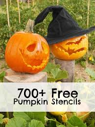 free pumpkin carving stencils and stencil ideas for 2016