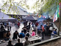 100 Uw Odegaard Hours FIUTS Community BBQ FIUTS Foundation For International