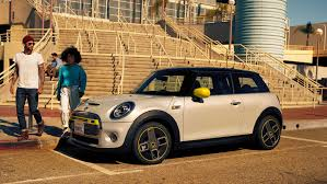 100 Cooper Designs MINI SE Is The Brands First Allelectric Car