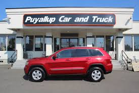 100 Craigslist Laredo Tx Cars And Trucks Used 2011 Jeep Grand Cherokee 4WD In Puyallup WA Puyallup