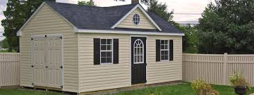 Amish Made Storage Sheds by Storage Sheds Wooden Storage Sheds For Sale Horizon Structures