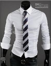 2018 2015 Mens Dress Shirt Styles White Men Business Shirts Denim Summer Clothes For Long Sleeved Designer Dresses From Sportstrainers