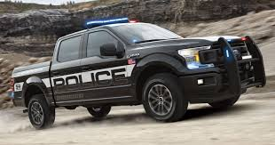 100 240 Truck Ford Creates Pursuitrated F150 Police Pickup Truck