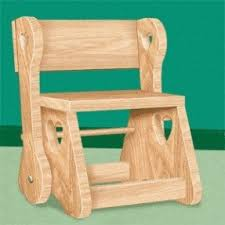 Free Wooden Folding Step Stool Plans by Wood Step Stools Foter