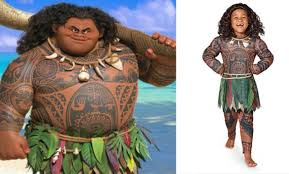Halloween Costumes The Definitive History by Hear Us Out That U0027brown Face U0027 Maui Costume Is Maybe Okay The