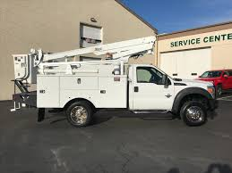 100 Boom Truck 2008 FORD F450 XL BUCKET BOOM TRUCK FOR SALE 592548
