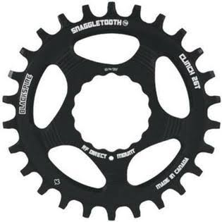 Blackspire Snaggletooth Chainring - 32T, 3mm Offset
