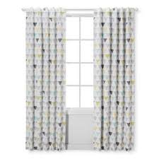 Navy And White Striped Curtains Target by Nursery Curtains U0026 Blinds Target