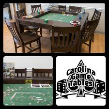 Carolina Game Tables - Game Tables For Real Life! Carolina ... Game Room Fniture Poker Tables And Game Sets Bars Hillsdale Park View Medium Brown Oak Table Four Chairs Geek Chic Maker Of Exquisite Gaming Has Gone Out The Tablezilla Savannah Home Arcade Monopoly Table Chairs Speedtest4me Outdoor Gaming Diy For 150 Baletta Traditional Grey Round With Flippable Cover By Foa Bar Units Tables 5 Piece Upholstered Chair Set Coaster Turk Casual Arm Vintage Modern Maitland Smith Tessellated Stone Two