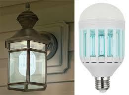 bug zapping led bulbs mosquito killer