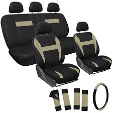 Amazon.com: OxGord 17pc Set Flat Cloth Mesh Tan Black Auto Seat ... Save Your Seats Coverking Seat Covers Truckin Magazine Pet For Pickup Trucks Kmishn Bench 49 Chevy Amazing Chevy Pickup Truck Truck Seat Seating Covers Amazoncom Oxgord 17pc Set Flat Cloth Mesh Tan Black Auto Full Truck Cover Masque Hq Issue Tactical Cartrucksuv Universal Fit Suv Browning Car Suv 284675 Pretty Women Classic Car Amenas Blog Bat 7 Berlinetta High Quality Durable Car Seat Covers For Trucks For Built In Ingrated Belt Saddle Blanket Mid Size 149628