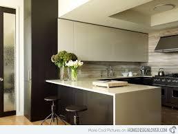 Modern Kitchen Design U Shape