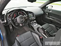 Audi R8 V10 Plus First Drive & Image Gallery