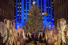 Rockefeller Christmas Tree Lighting 2018 by After The Lights Dim Rockefeller Christmas Trees Still Give