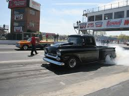 Bed 57 Chevy Truck Burnout | GreatTrucksOnline 632 Shafiroff Nastybig Block Chevy 57 Pro Street Drag Truck 1957 Chevy Truck Zl1 Restomod West Coast Customs Chevrolet Pickup Piecing Together The Puzzle Hot Rod Network 55 59 Task Force Trucks Pinterest Custom Alinum Billet Grille New Cool Stuff Chevy Trucks Cars 3100 With 18 Torq Thrust Ii Wheels Patinad And Slammed Truck Hott Rods Stella Doug Cerris Slamd Mag Rat Or 454 Powered 2015 Redneck