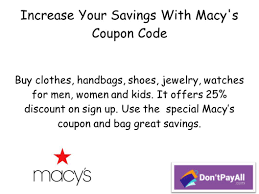 Want A Saving Shopping Experience With Top Brands…. - Ppt Download Roc Race Coupon Code 2018 Austin Macys One Day Sale Coupons Extra 30 Off At Or Online Via Promo Pc4ha2 Coupon This Month Code Discount Promo Reability Study Which Is The Best Site North Face Purina Cat Chow Printable Deals Up To 70 Aug 2223 Sale Ad July 2 7 2019 October 2013 By October Issuu Stacking For A Great Price On Cookware Sthub Jan Cyber Monday Camcorder Deals 12 Off Sheet Labels Label Maker Ideas 20 Big