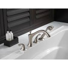 Delta Cassidy Bathroom Faucet Home Depot by Delta Cassidy 18 In W Wall Mount Glass Shelf With Bar In
