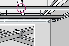 decke abhängen in vier schritten anleitung hornbach