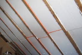 Insulating A Vaulted Ceiling Uk by Rigid Ceiling Insulation Lader Blog