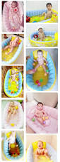 Inflatable Bathtub For Babies by New Design Kids Thickening Bathtub Wash Bowl Folding Baby Tub