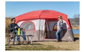 100 Ozark Trail Dome Truck Tent Hazel Creek 14 Person Family 125 Reg229