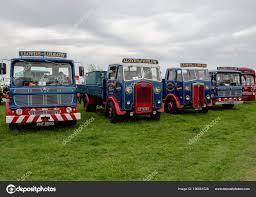 100 Vintage Trucks Anglesey Feb 2018 Display Anglesey Rally