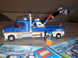 LEGO CITY TOW TRUCK 60056 | In Chepstow, Monmouthshire | Gumtree