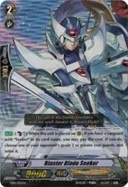 blaster blade seeker trial deck 14 seeker of hope cardfight