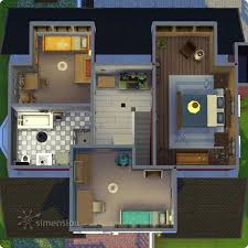 Sims 3 Floor Plans Download by Sims 4 Download U2013 Residental Lot Classic Family Mia