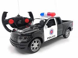 Amazon.com: Full Function RC Police Pickup Truck 1/16 Scale Electric ... Lego Police Pickup Truck Tutorial Youtube Italian With The Big Written And Blue Sirene Marshfield Two Injured In Cruiser Crash Fast Response Vehicle Wikipedia Largo Undcover Ford Bible Found Pickup Truck Stolen From Ram Factory Michigan As Lavallette Department To Try Trucks New Suvs Does It Get More America Than A Car Offers New F150 For Police Duty Niles Add Fleet But Some Question Its Pur