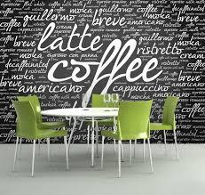 fototapete latte coffee küche fototapeten tapete wandbild cappuccino kaffee mokka m6154