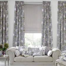 living room curtain ideas with blinds beautiful living room curtain ideas floral curtains living room