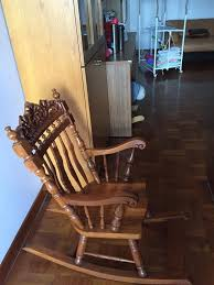 Vintage Rocking Chair For Kid Antique Accordian Folding Collapsible Rocking Doll Bed Crib 11 12 Natural Mission Patio Rocker Craftsman Folding Chair Administramosabcco Pin By Renowned Fniture On Restoration Pieces High Chair Identify Online Idenfication Cane Costa Rican Leather Campaign Side Chairs Arm Coleman Rocking Camp Ontimeaccessco High Back I So Gret Not Buying This Mid Century Modern Urban Outfitters Best Quality Outdoor