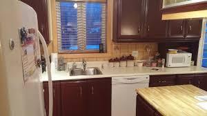 couleur armoire cuisine armoire de cuisine couleur acajou cuisine baie paul les