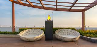 Pyramid Patio Heater Hire by Home Clima Heating Outdoor Terrace Heating Solutions