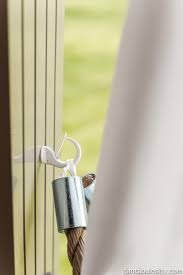 metal curtain tie backs nz home decoration ideas