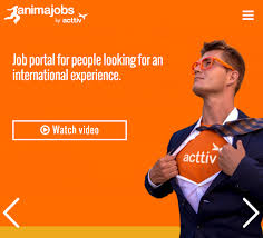 Spirit Halloween Job Portal by Work In Tourist Entertainment In Spain With Acttiv Animajobs