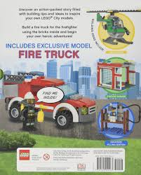 Lego City: Build Your Own Adventure: With A Firefighter Minifigure ... Build The Clics Fire Engine Toy And Extinguish Any Clictoys Play Fire Truck Kit Brie Blooms 239pcs New City Ladder Firefighter Water 02054 Model A Engine For Children Toddler Fun Learning Lego Your Own Adventure With A Minifigure Adapted Truck Popular Among Fighters Scania Group How To Food Yourself Simple Guide Lego Nwt Let Go My Legos Pinterest Paper Of Stock Vector Illustration Of Scissors Mville Department Lowes Event
