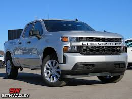 100 Custom Pickup Trucks For Sale 2019 Chevy Silverado 1500 4X4 Truck Ada OK