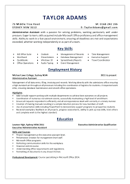 Resume: Sample Resume For Office Assistant Administrative Assistant Resume Example Templates At Freerative Template Luxury Fresh Executive Assistant Resume 650858 Examples With 10 Examples Administrative Samples 7 8 Admin Maizchicago Proposal Sample Professional Hr Medical Support Best Grants Livecareer Unique New Office Full Guide 12 Objective Elegant