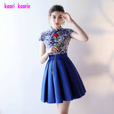 compare prices on knee high blue prom dress online shopping buy