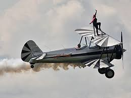 "Best Bets Flying Circus Airshow ""Secret Garden"""