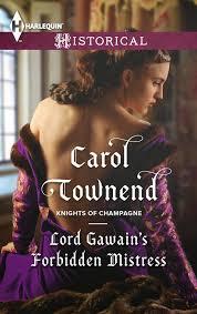 Lord Gawains Forbidden Mistress