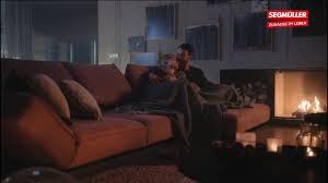 segmüller tv spot draußen klirrt die kälte drinnen knistert das leben