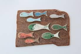 Driftwood Christmas Trees Cornwall by Driftwood Designs Long Line Surf