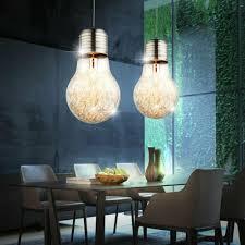 möbel schilder dekoration rgb led glühbirnen pendelle