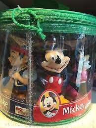 Disney Jr Bathroom Sets by Disney Junior Mickey Minnie Jake Sofia Doc Mcstuffins Bath Toy Set New