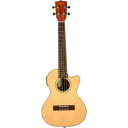 Kala KA-STGE-C Spruce Top Tenor Acoustic Electric Ukulele