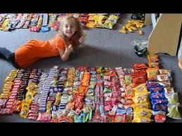 Best Halloween Candy Ever by Huge Halloween Candy Haul Youtube